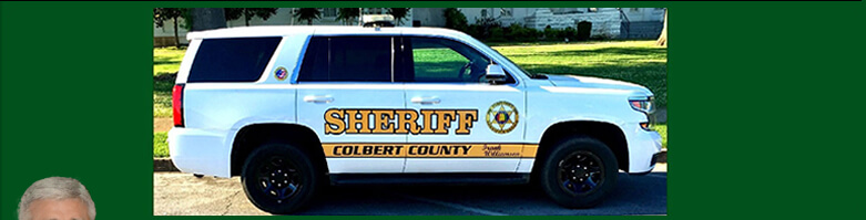 Sheriff's Dept patrol car